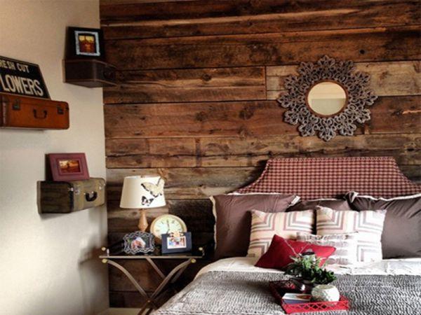 Thiết kế nội thất phòng ngủ vintage đẹp trong năm - Ảnh 4