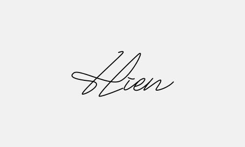 Kiểu chữ ký tên Hiền đẹp nhất