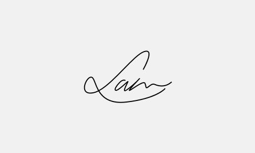 Kiểu chữ ký tên Lâm đẹp nhất