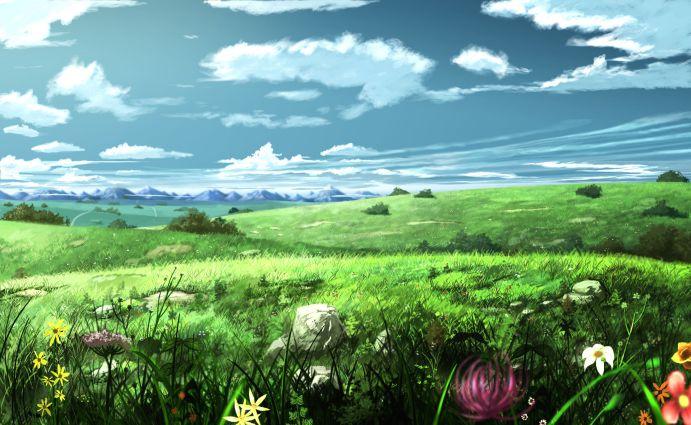 Hình nền anime hd 1080p