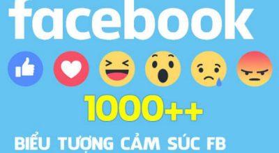 Cập nhật Icon cho Facebook