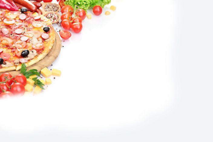 BST các hình nền powerpoint về ẩm thực