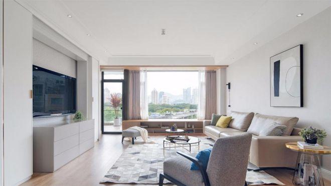 Ánh sáng cho trang trí nội thất chung cư