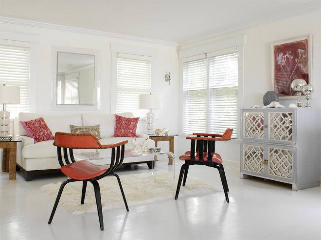 Lựa chọn sơn màu sáng cho trang trí phòng khách