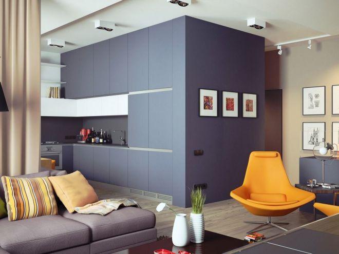 Trang trí phòng khách nhà chung cư đẹp