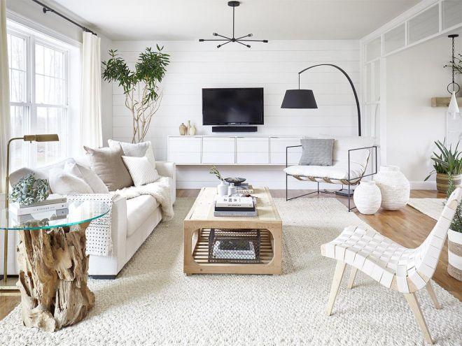 Vật dụng trang trí phòng khách nhà chung cư