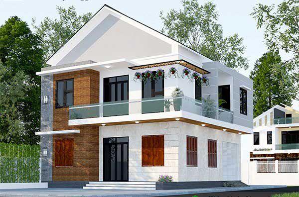 Yếu tố ảnh hướng đển chi phí xây nhà 2 tầng 9x12m