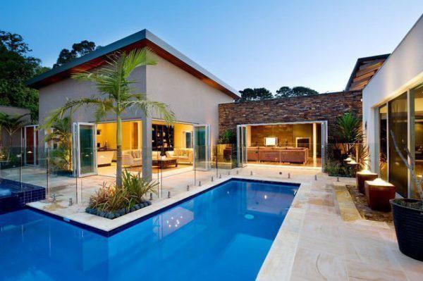 Chọn vật liệu xây dựng hồ bơi thích hợp