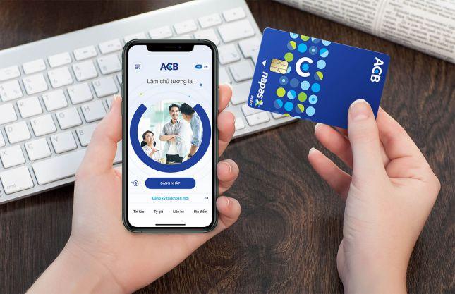 Sử dụng dịch vụ ACB Online có những ưu điểm gì