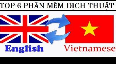 Những ứng dụng phần mềm dịch từ tiếng Anh sang tiếng Việt