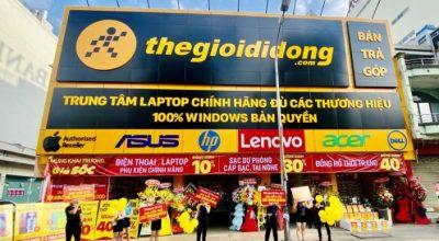 Công ty Cổ phần Thế giới Di động (Thegioididong.com)